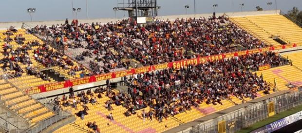 Il Lecce ha la miglior media spettatori della Lega Pro.