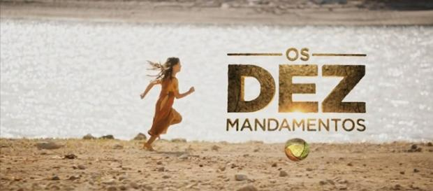 """Preparem-se para cenas dos próximos episódios da Novela """"Os Dez Madamentos"""""""