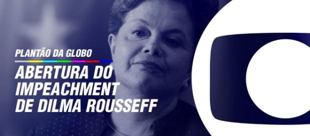 Votação do impeachment vai ser transmitida ao vivo pela Globo.