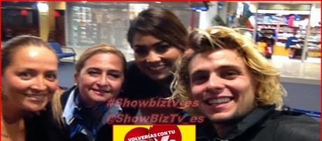 Camila y Joaquín fuera del encierro de VCTUEX?