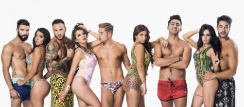 El programa de moda en la MTV.
