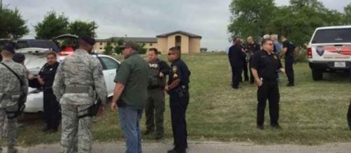 O crime aconteceu na base da Força Aérea norte-americana de San Antonio, no Texas