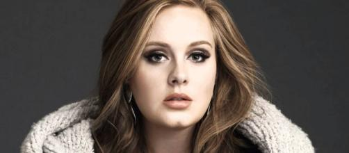 La cantante Adele asiste al programa The Ellen DeGeneres Show
