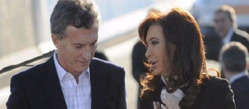 Mauricio Macri y Cristina Kirchner imputados Youtube