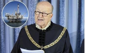 Paolo Grossi presidente della Consulta