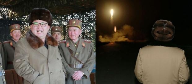 Kim Jong-Un a coordonat testul rachetei balistice intercontinentale - Sursa foto KCNA