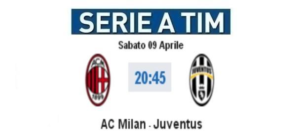 Live e Video Highlights Milan-Juventus