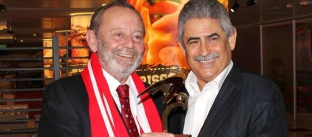 Manuel Vilarinho foi presidente do Benfica