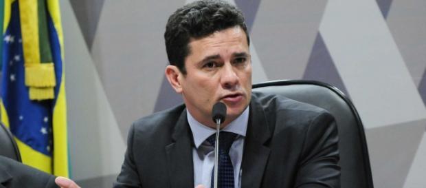 Sérgio Moro é juiz federal responsável pela Lava Jato