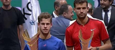 Schwartzman se alzó con su primer título ATP