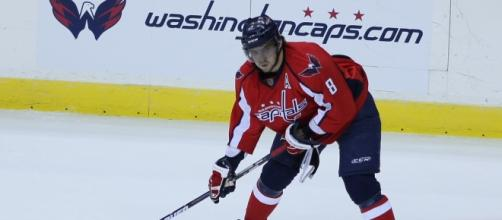 Alexander Ovechkin Photo by Keith Allison shared via (http://creativecommons.org)