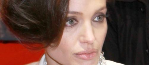 Angelina Jolie sempre più magra.