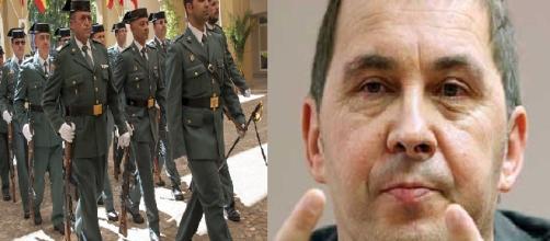 Arnaldo Otegui sigue generando polémica