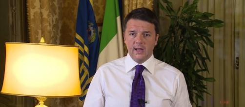 Il Presidente del Consiglio Matteo Renzi ha visitato la lapide di Pio La Torre