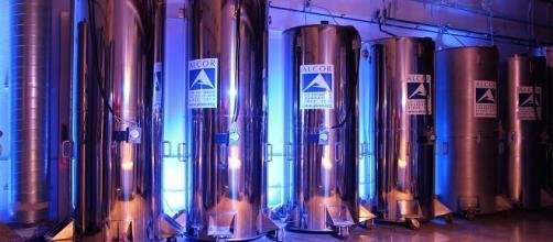 Imagen de una de las zonas de los laboratorios de Alcor