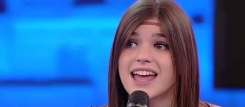 La cantante italiana Chiara Grispo.