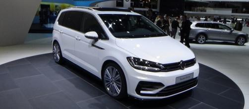 La nuova Volkswagen Touran 2016