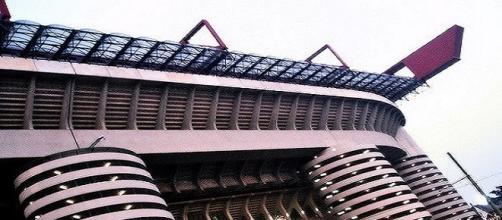 la scala del calcio : patria di Milan e Inter