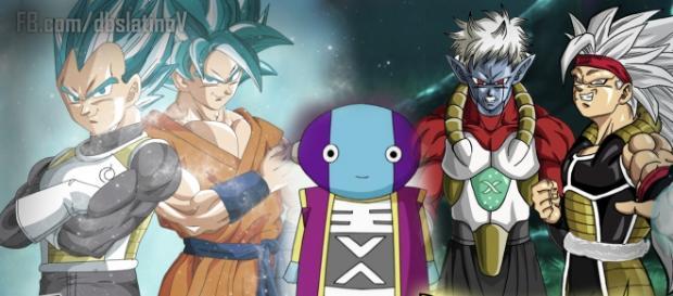 Dragon Ball Super - La nueva saga sería: El torneo entre los 12 universos