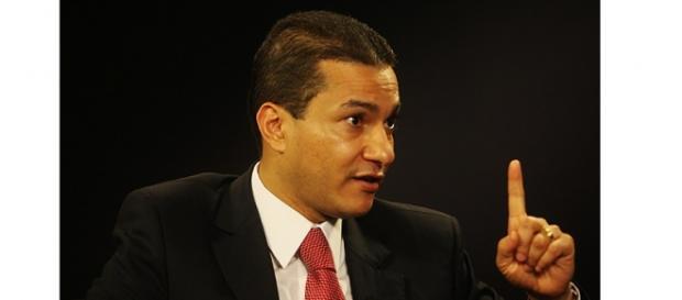 Marcos Pereira, bispo licenciado pela Igreja Universal, é cotado por Temer para o Ministério da Ciência e Tecnologia.