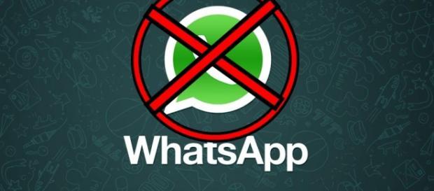 WhatsApp será bloqueado novamente