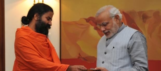 Yoga Guru Ramdev Baba's Patanjali is a hit (Wikipedia)
