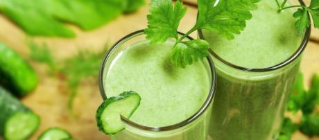 Batido verde, la nueva forma de adelgazar