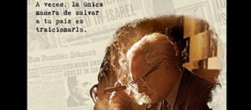 Cartel de la película 'El caso Fritz Bauer' con los protagonistas.