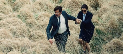 Colin Farrell, Rachel Weisz in 'The Lobster' (Photo: A24 Films)