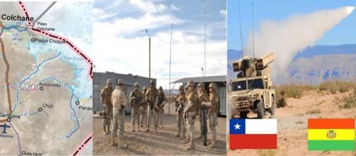 Conflicto entre Chile y Bolivia