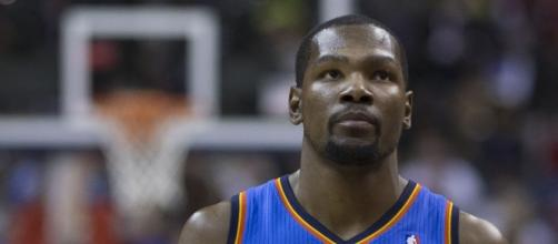 Could Kevin Durant move to LA? (Wikipedia)