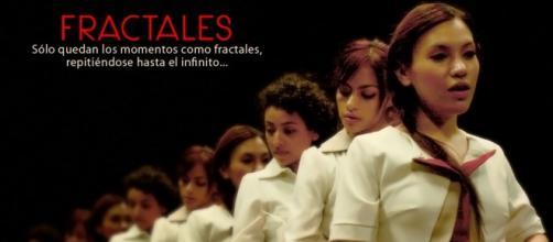 Fractales, de Alejandro Ricaño, se presenta en el Teatro Helénico