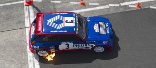 La 5 Maxi Turbo de Jean Ragnotti