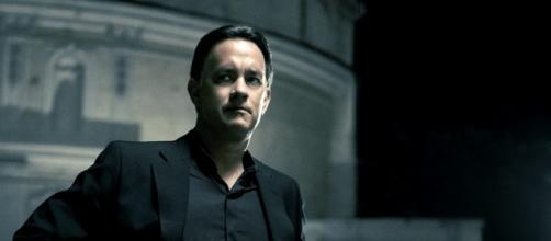 Tom Hanks in una scena del film di Ron Howard