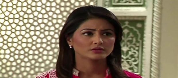 Akshara's daughter Naira in trouble (Image Source - Youtube)