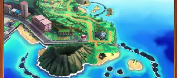 Alola, la nueva región de Pokémon