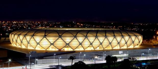 Arena será palco dos Jogos Olímpicos