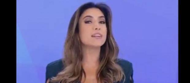 Assista ao vídeo com declaração polêmica de Patrícia Abravanel