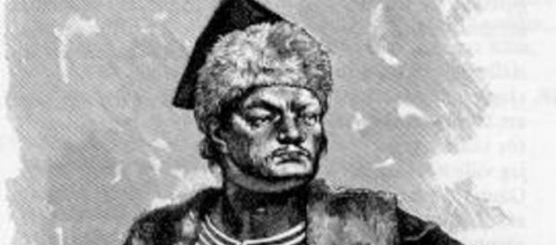 Atilla the Hun (Poetic Edda Public Domain)