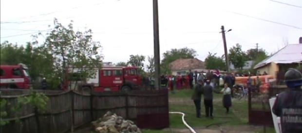 Băiețelul a murit intoxicat cu monoxid de carbon