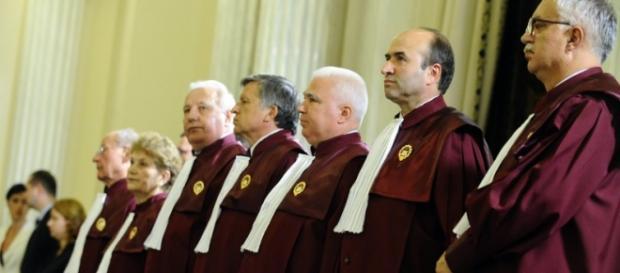 Curtea Constituțională a României. Foto: Facebook