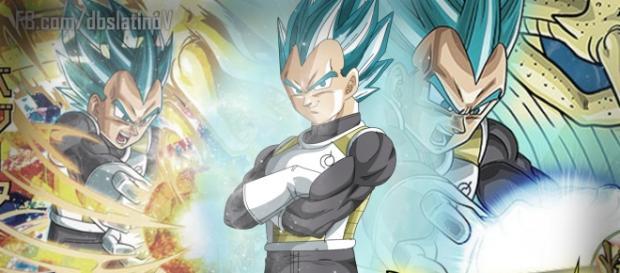 """Dragon Ball Super - El nuevo y aterrador """"Resplandor Final"""" de Vegete"""