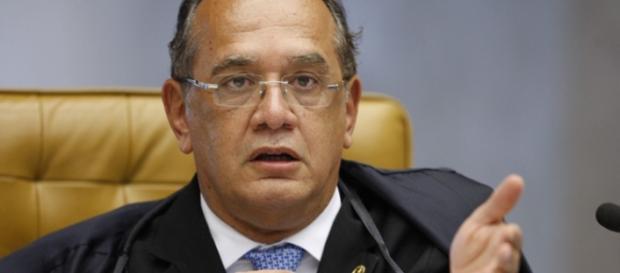 Gilmar Mendes repudiou a decisão do presidente interino da Câmara