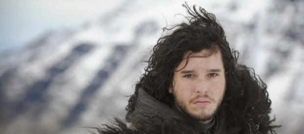 Jon Snow deixou a Patrulha da Noite no último episódio