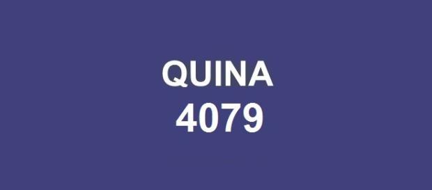 Quina 4079: sorteio realizado pela Caixa no Caminhão da Sorte.