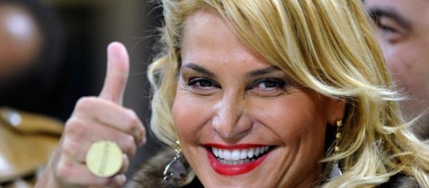 Simona Ventura, protagonista all'Isola dei Famosi