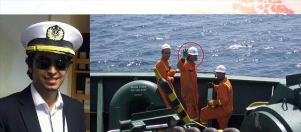 Ufficiale della Marina inglese fuggito con l'ISIS