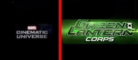 La modificación del calendario DC lleva a 'Grenn Lantern' a toparse con un filme de Marvel