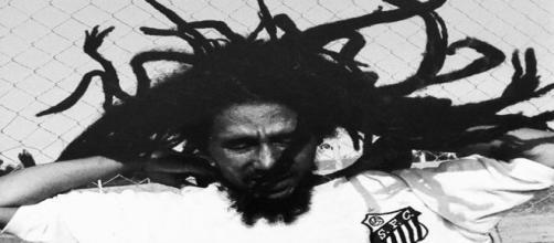 Bob Marley vestindo a Camisa do Peixe!