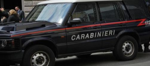 Coche de los Carabinieri. Flickr